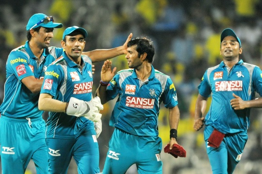 Pune Desperate For a Win Against Chennai