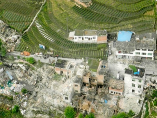 Social Media Helping Locate Quake Victims in China