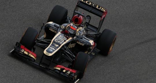 Bahrain GP: Raikkonen Fastest in 2nd Practice