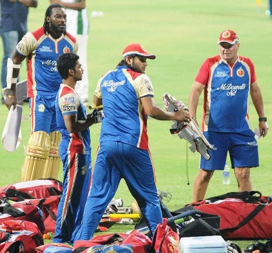 IPL: Royal Challengers Bangalore Take On Rajasthan Royals