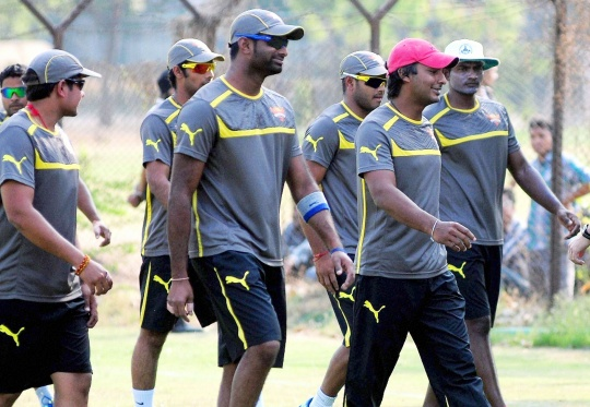 Sunrisers Hyderabad Take On Pune Warriors in 'Debut' Match