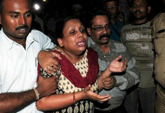 Tanushree Sister of Sudipto Gupta