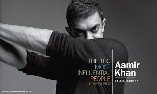 Aamir Khan profile TIME magazine