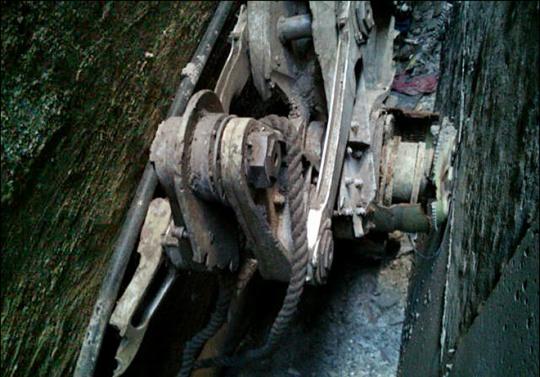 Possible 9/11 Plane Landing Gear Part Found