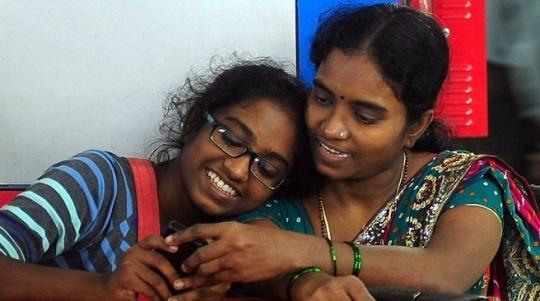 Mumbai Teen Leaves Red-light Zone For US
