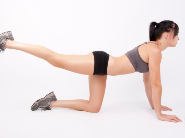 Leg Exercise: Exercise For Glutes And Hamstrings