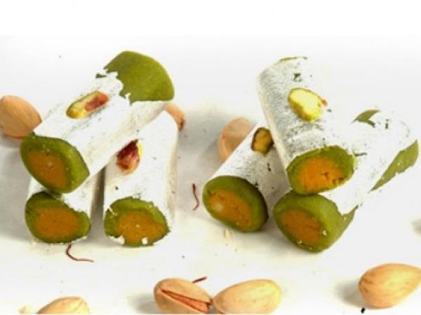Raksha Bandhan Special: Almond Pista Rolls