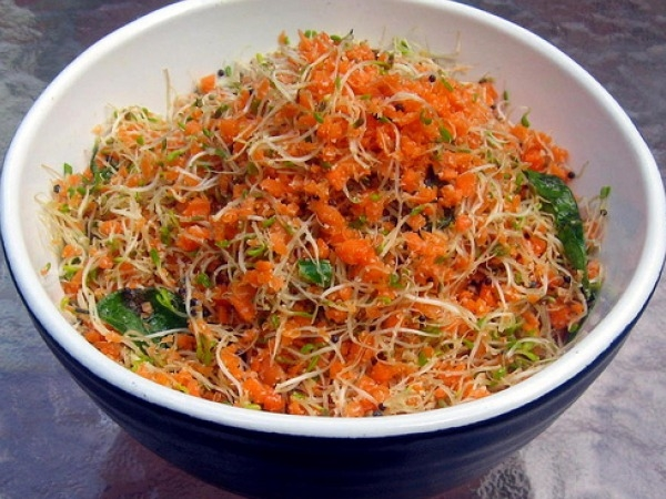 Indian Cooking: Kosambari Recipe