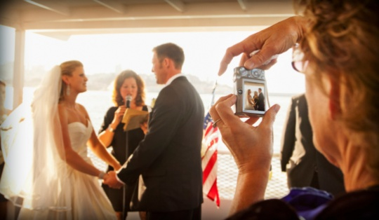 Now Weddings Being Live Streamed