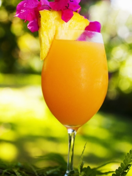 Healthy Drinks: Mango Spike Recipe