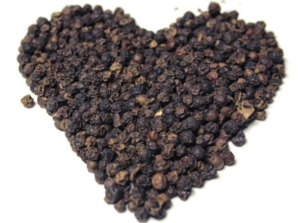 Healthy Foods: Health Benefits of Black Pepper
