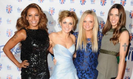 Former Spice Girls Plan Get Together