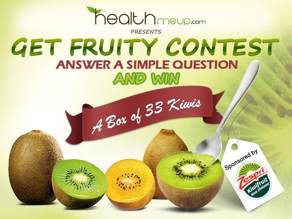 Get Fruity Contest!