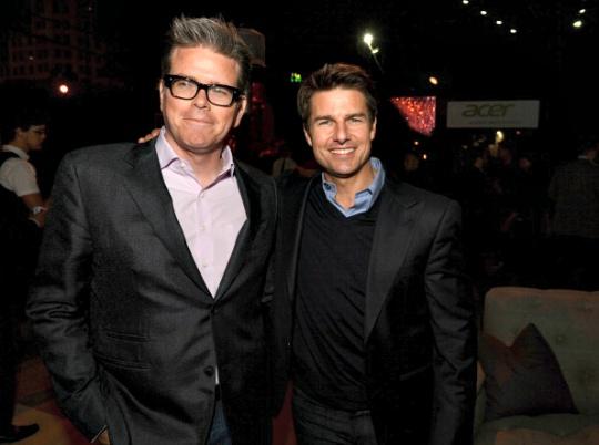 Christopher McQuarrie, Tom Cruise