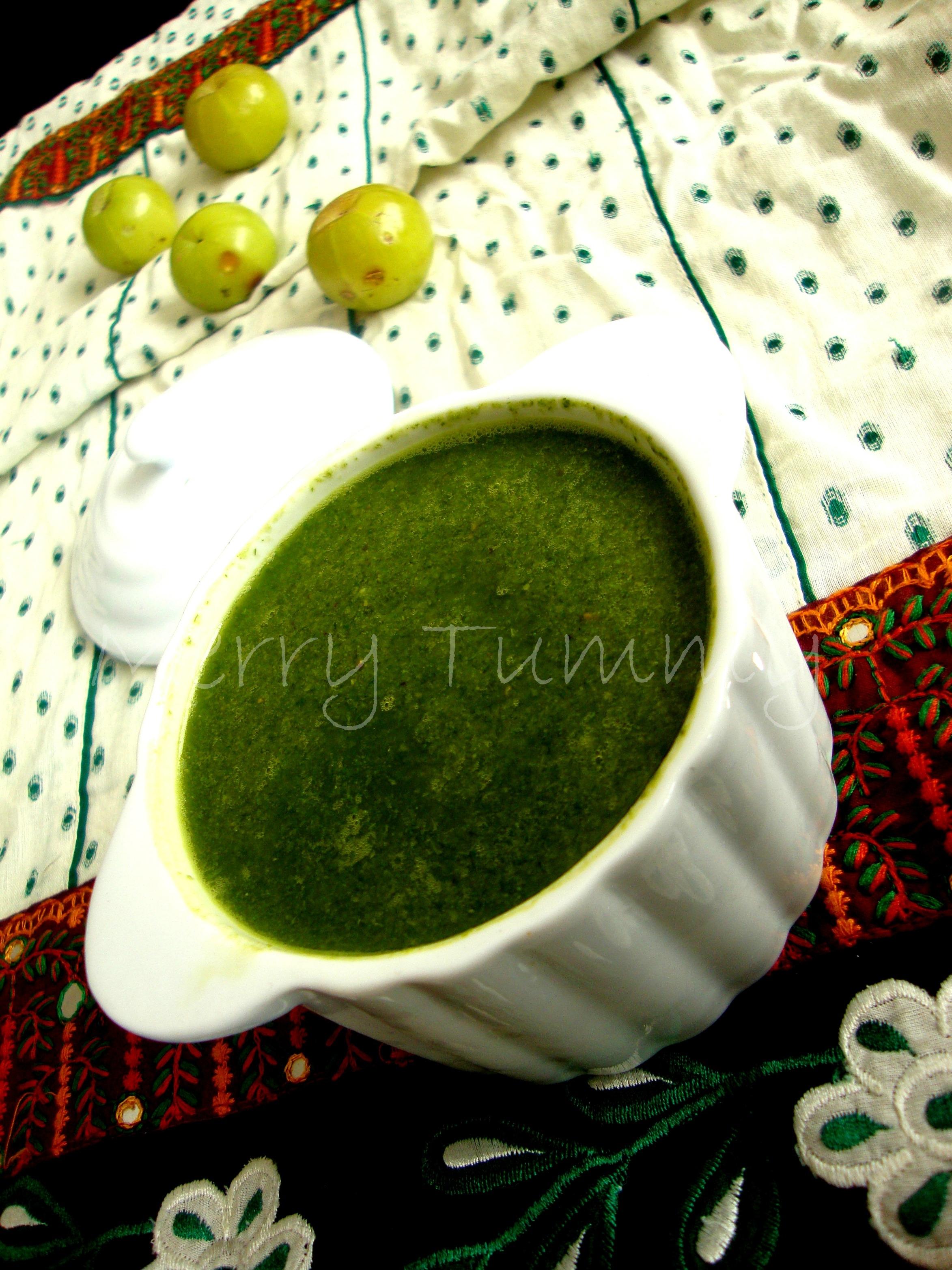 Indian Cooking: Chutney Recipe