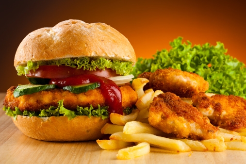 Healthy Burger: Low Carb Burger