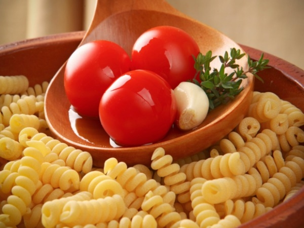Pasta Salad Recipe Swapped with Healthy Ingredients