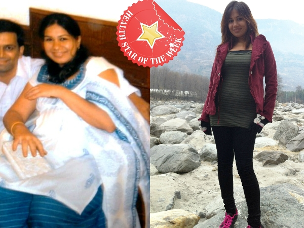 Health Star Of The Week: Mommy Takes Baby Steps To Weight Loss