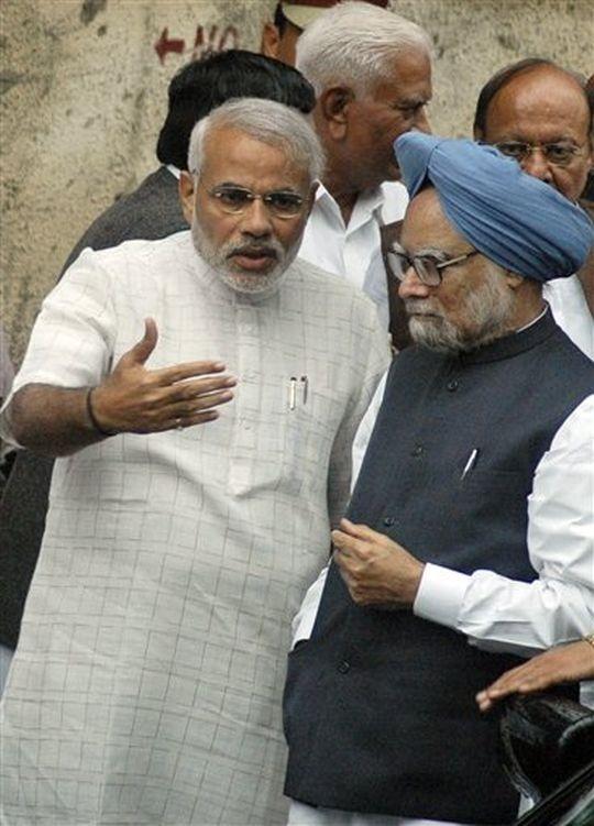 Modi vs PM Faceoff