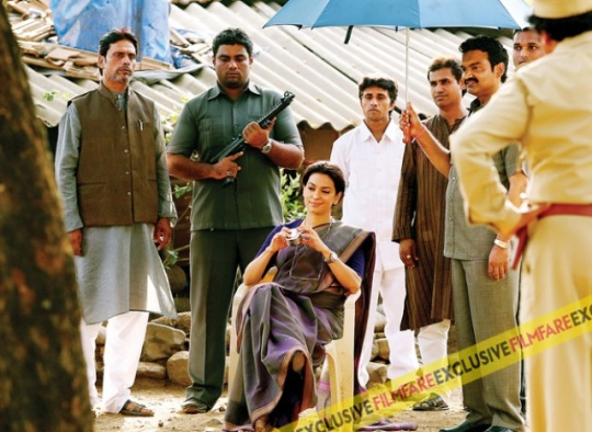 Juhi Chawla in Gulaab Gang