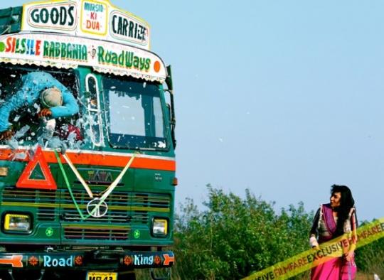 Madhuri Dixit in Gulaab Gang