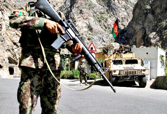 Australian Troops Investigated in Afghanistan