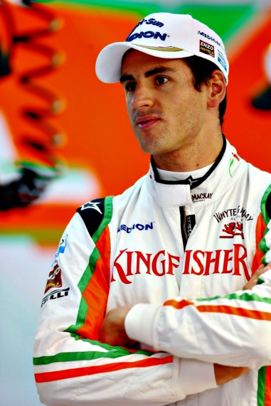 Force India Look To Bounce Back in Belgium