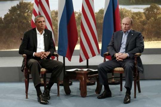 Barack Obama: Vladimir Putin