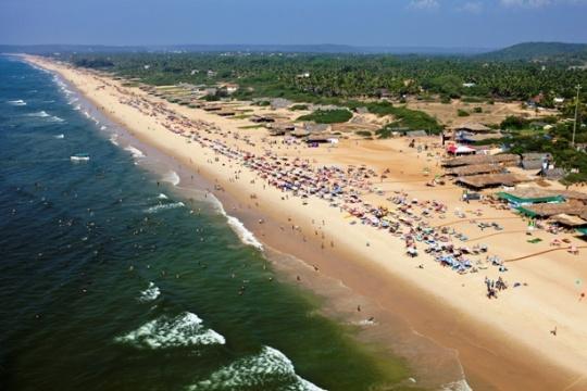 Alternative Venue for Goa's Sunburn Fest