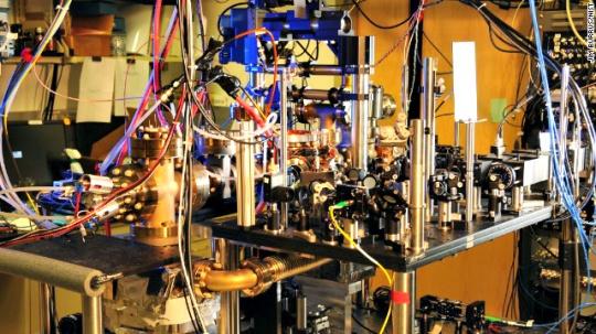 Ytterbium Atomic Clock