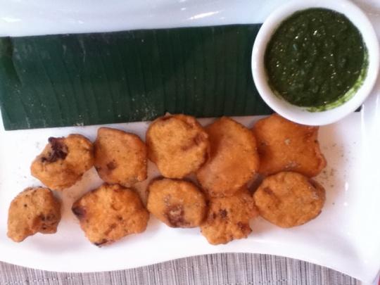 Vegetable Pakoras