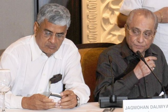 BCCI Calls Off Working Committee Meeting