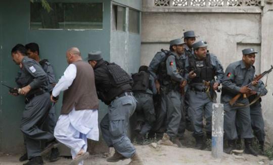Afghanistan: Blast Near Indian Consulate