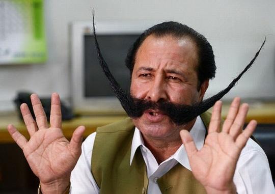 Malik Amir Mohammad Khan Afridi
