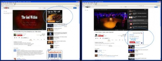 Malware YouTube Advt