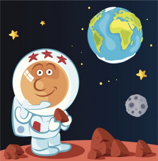 Mars Trip