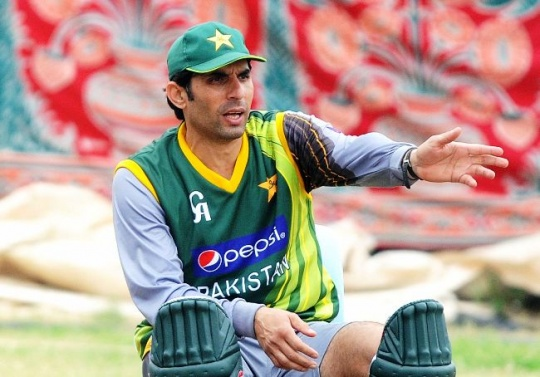 Misbah Calls For IPL-Style League