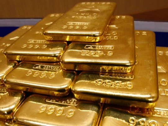Gold Logs Weekly Gain of Rs 2,670/10 gms
