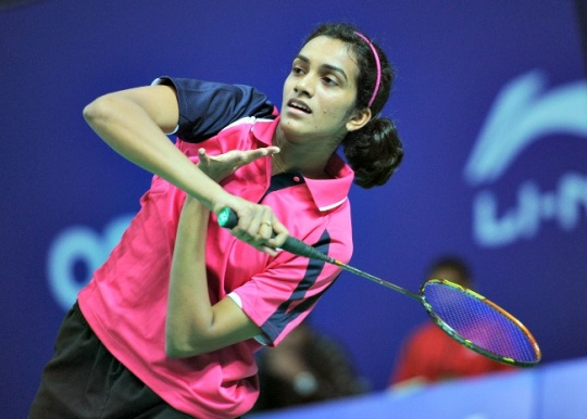 Sindhu enters 3rd round of World C'ships