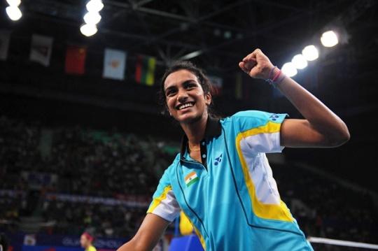 IBL RESULTS: Sindhu, Srikanth Win