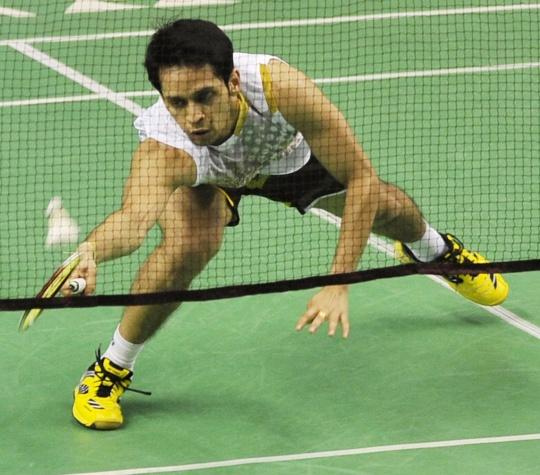 Kashyap Enters World Championships Quarters