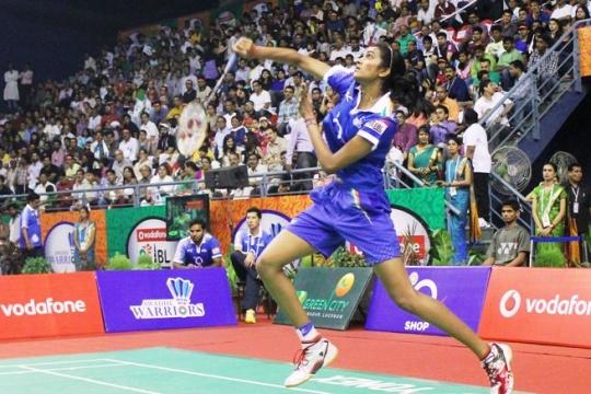 IBL: Sindhu Fails Again, Kashyap Wins