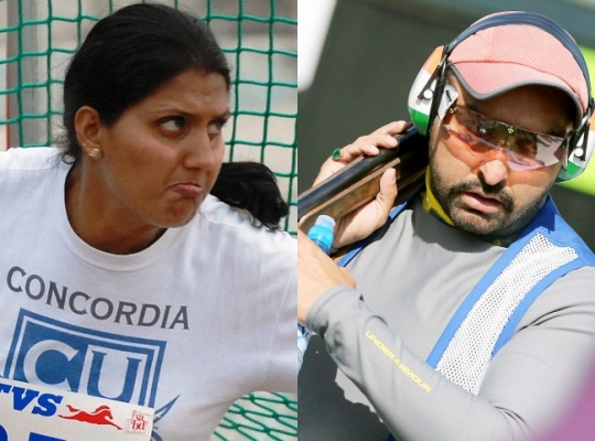 Disgusting Developments in Indian Sports