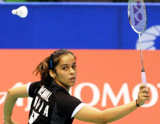 Saina Nehwal Drops to World No. 4