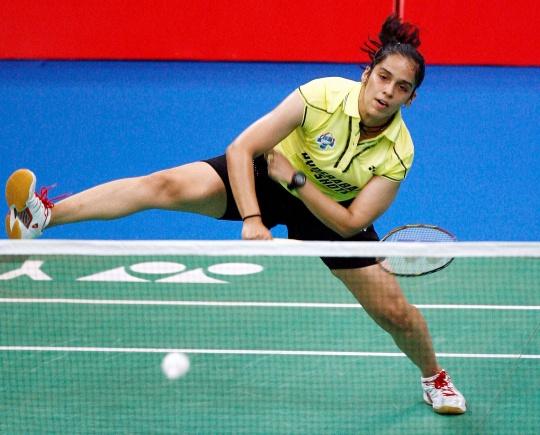 IBL RESULTS: Saina, Jayram Win