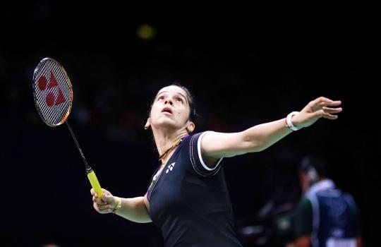 Saina Enters World Championships Quarters