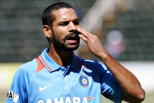 I Had A chance To Score A Triple Hundred: Dhawan