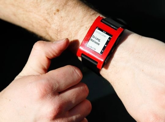 Samsung Files Patent for Galaxy Gear Smartwatch
