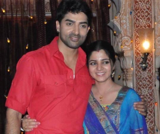 Adhvik Mahajan with Neha Bagga