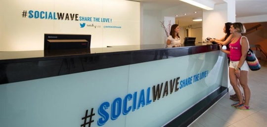 Sol Wave House